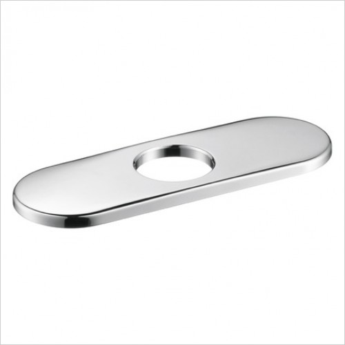 Hansgrohe Optional Extra - Base Plate For 1H Basin Mixer