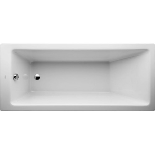 Pro Wellness Rectangular Bathtub 1700 x 750 x 620mm