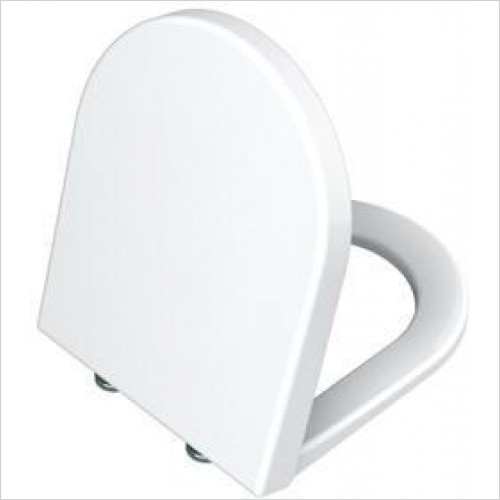 Vitra Toilets - Close Coupled WC Suite (Open Back/Fully Back To Wall)