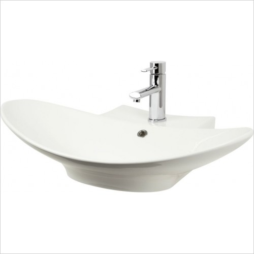 Miller Optional Accessories - London/New York Basin Ceramic 68cm