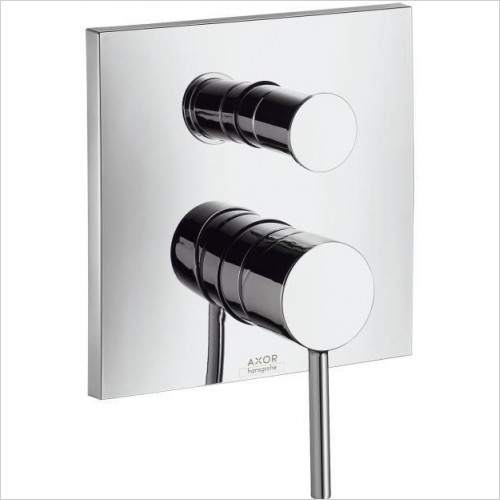 Axor Taps - Starck x F-Set Bath Mixer Suc.Protect