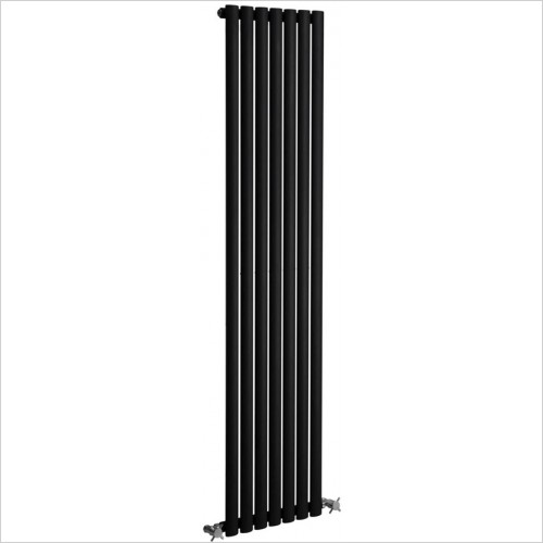 Reina Radiators - Neva Single Vertical Radiator 1800 x 295mm - Central
