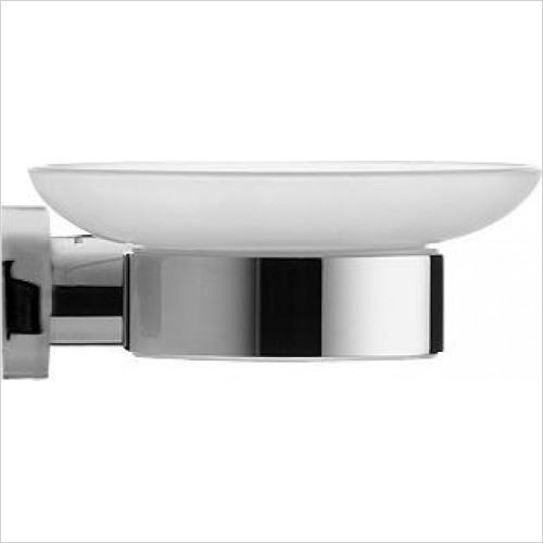 Duravit Accessories - D-Code Soap Dish Right Side