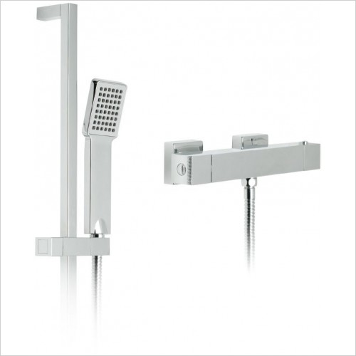 VADO Showers - WG-TEBOX149-1/2-C/P Te Showering Package