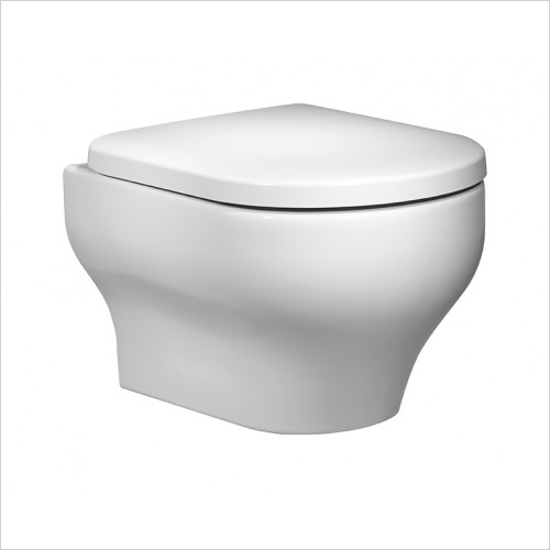 Roper Rhodes Toilets - Note Wall Hung Toilet Pan