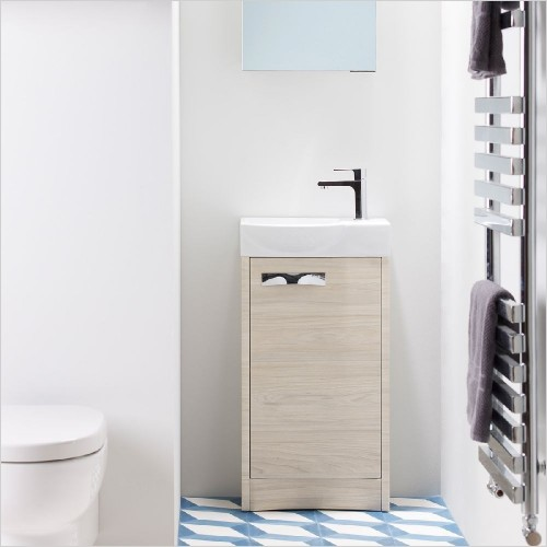 Roper Rhodes Furniture - Mia 450mm Small Cloakroom Bathroom Unit