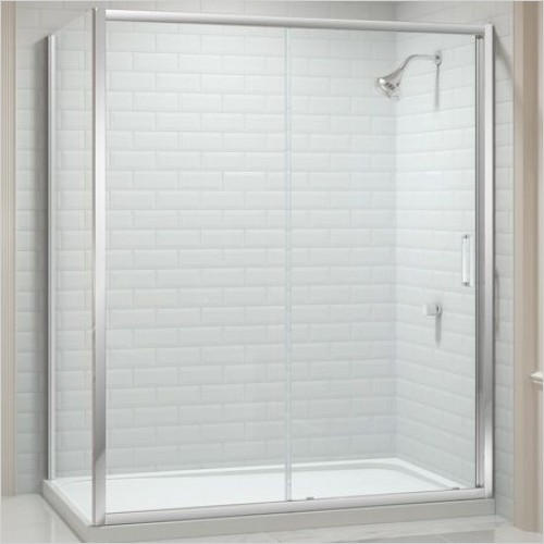 Showers with Sliding Doors