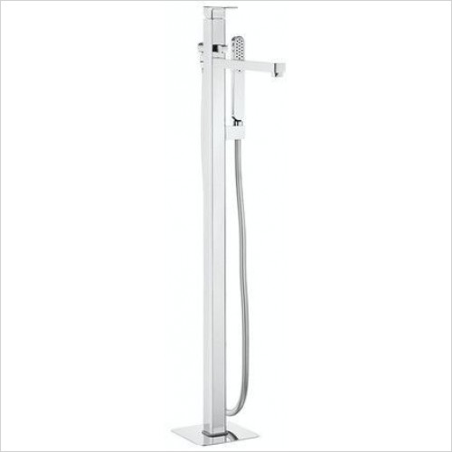 Crosswater Showers - Atoll Bath Shower Mixer, Floor Standing