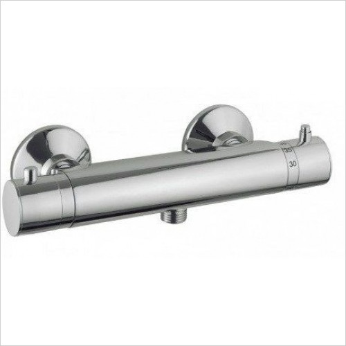 Crosswater Showers - Kai TMV2 Thermo Shower Valve Exposed