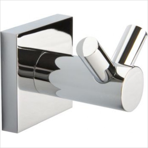 Miller Accessories - Atlanta Double Robe Hook