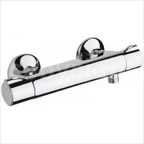 Crosswater Showers - Touch Thermostatic Shower Valve Exposed
