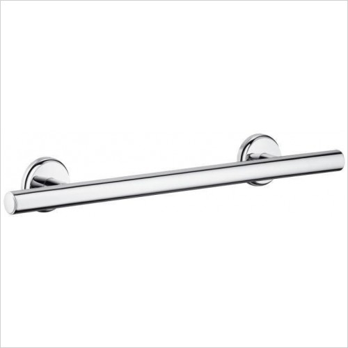 Hansgrohe - Accessories - Logis Classic Bathroom Grab Bar 300mm Long