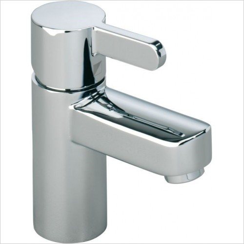 Insight Mini Basin Mixer With Click Waste