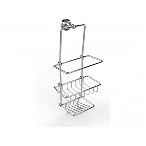 Heritage Accessories - Shower Tidy 435x165x205mm