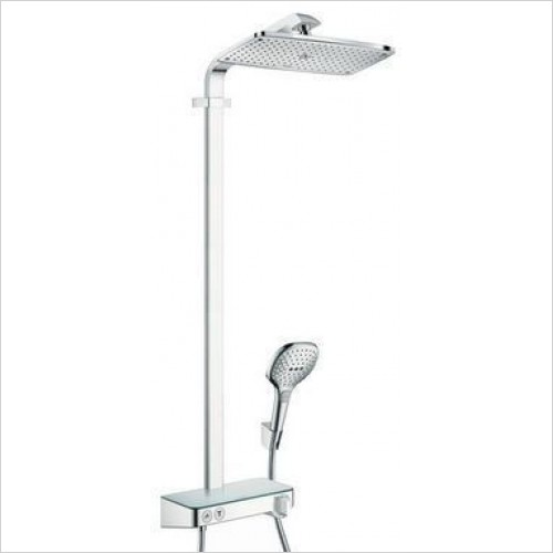 Hansgrohe Showers - Raindance Select E 360 Showering Set Inc Rail Valve and Head