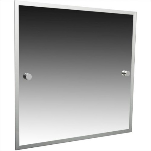 Miller Accessories - Atlanta Wall Mounted Mirror