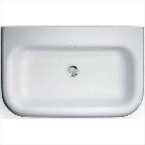 Clearwater Basins - Large Traditional Basin 750 x 470mm