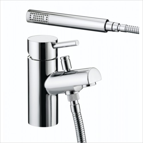 Bristan Showers - Prism Bath Shower Mixer 1H