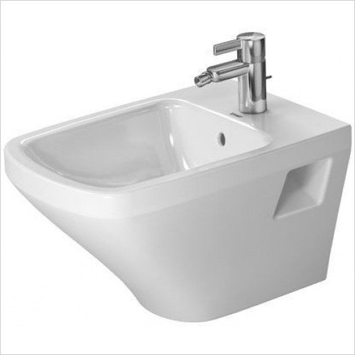 Duravit Bidets - DuraStyle Bidet Wall Mounted 540mm 1Tap Hole