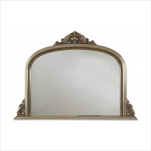 Heritage Accessories - Archway Bathroom Mirror 1270 x 910mm