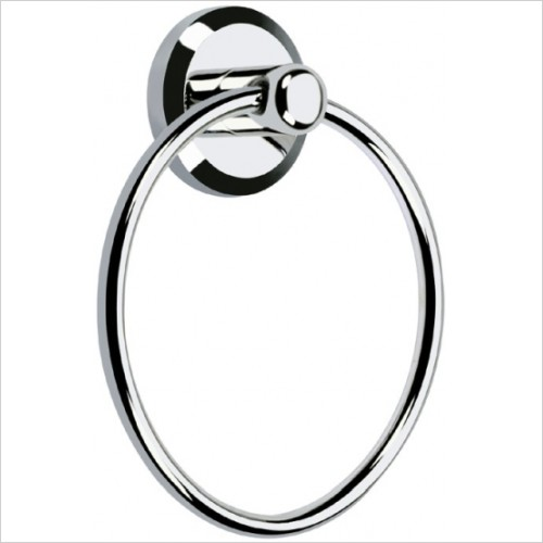 Bristan Accessories - Solo Towel Ring