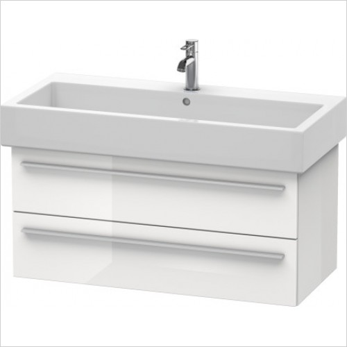 Duravit Furniture - X-Large Vanity Unit 448x950x443mm Wall Mounted