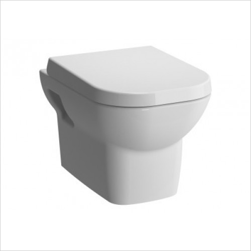 Vitra Toilets - Nest Wall Hung Rimless WC Pan