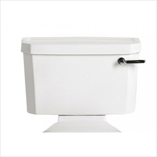 Heritage Optional Extras - Granley Deco Close Coupled Cistern Inc. Fittings