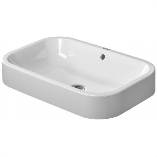 Duravit - Basins - Happy D.2 Washbowl 600mm