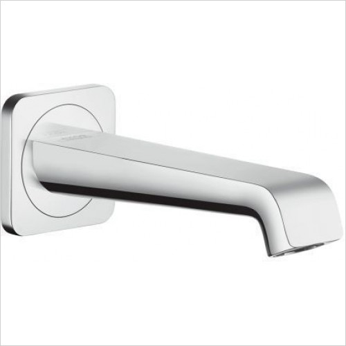 Axor Taps - Citterio E Bath Spout 180mm