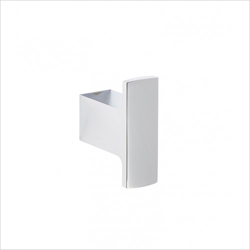 Roper Rhodes Accessories - Media Square Wall Mounted Robe Hook