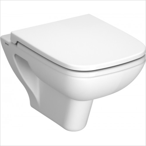 Vitra Toilets - S20 Wall Hung 52cm Projection WC Pan
