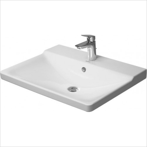 Duravit - Basins - P3 Comforts Furniture Basin 650mm 3TH