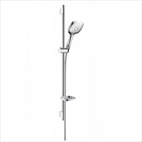Hansgrohe Showers - Raindance - Head Hose and Rail Puro 90