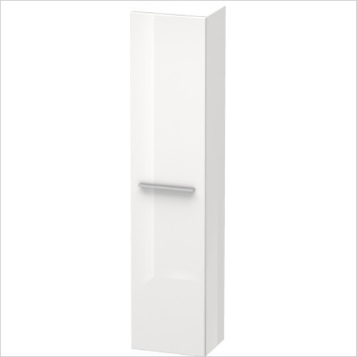 Duravit Furniture - X-Large Tall Cabinet 1320x300x238mm RH Hinge