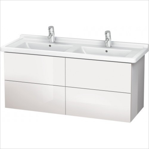 Duravit Furniture - L Cube Vanity Unit 1220, F 033213, 4 Drawer