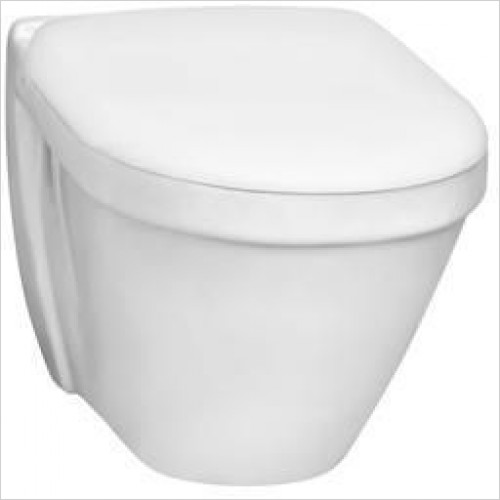 Vitra Toilets - S50 Short Projection Wall Hung Pan