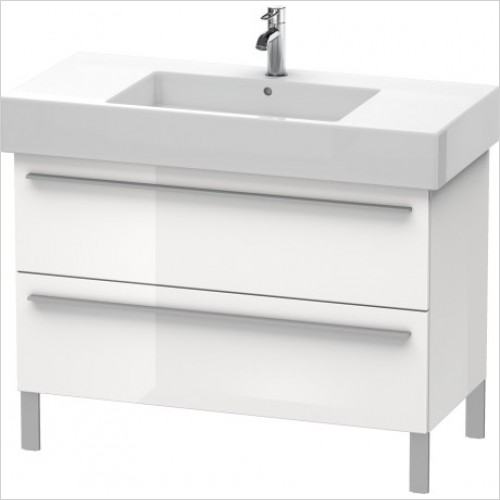 Duravit Furniture - X-Large Vanity Unit 588x1000x470mm 2 Drawers