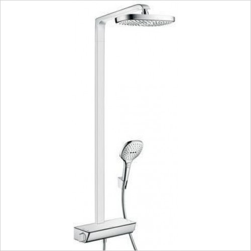 Hansgrohe Showers - Raindance Shower Set 2 Jets - Easy Clean