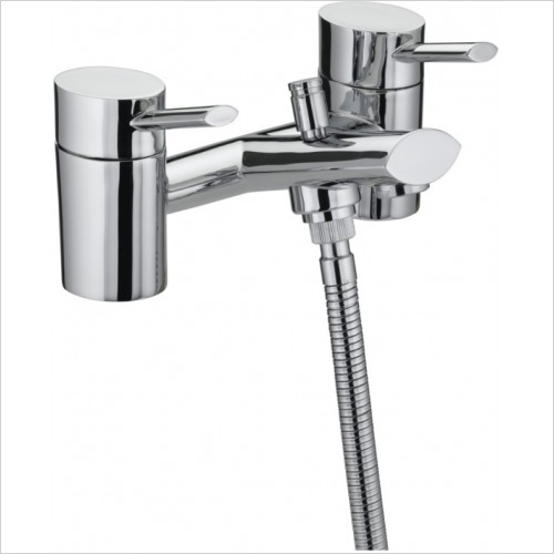 Bristan Showers - Oval Bath Shower Mixer