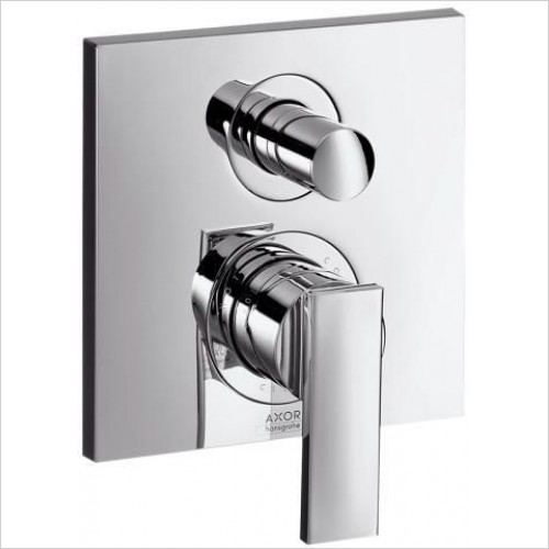 Axor Showers - Citterio Single Lever Bath Shower Mixer