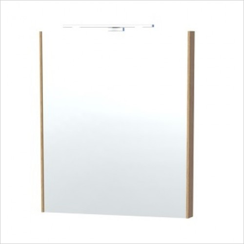 Miller Accessories - London/New York Mirror 60cm