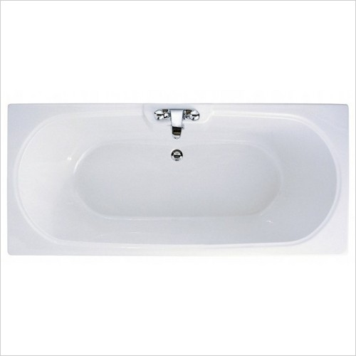 Adamsez Baths - Duo Double Ended Bath 1800x800mm