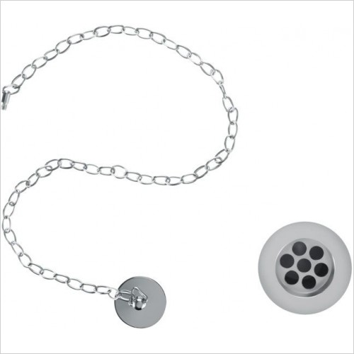 Bristan Optional Accessories - Basin Plug & Chain Waste