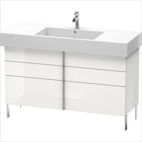 Duravit Furniture - Vero Vanity Unit Floorstanding 581x1200x446mm
