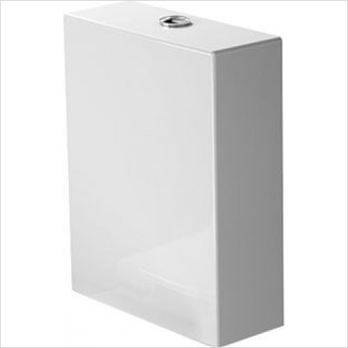 Duravit Optional Extras - Starck 2 Cistern Dual Flush