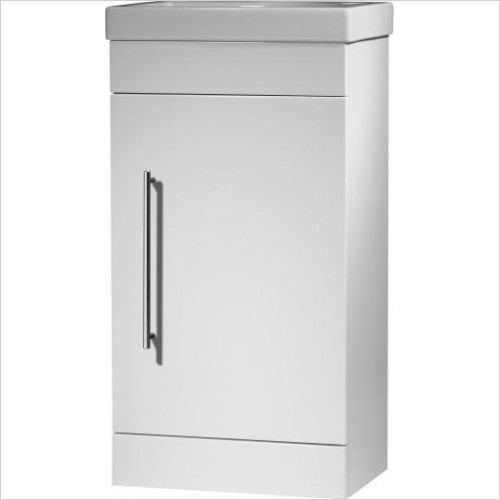 Roper Rhodes Furniture - Esta 450mm Cloakroom Unit in White