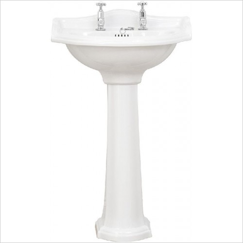 Perrin and Rowe Basins - Edwardian Basin 1TH