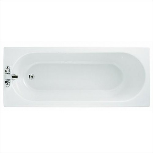 Adamsez Baths - Classic Single Ended Bath 1700x700mm
