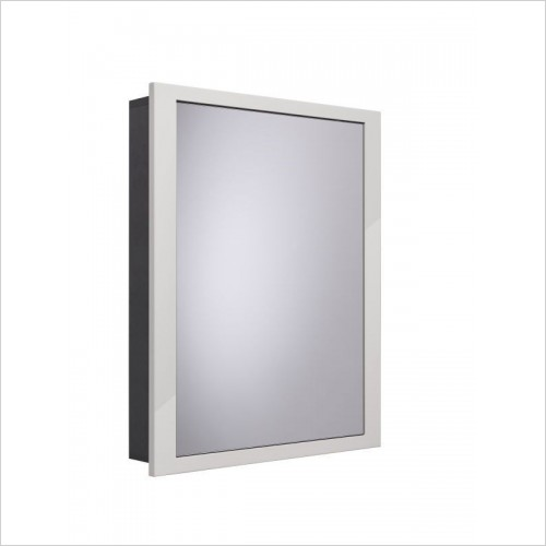 Roper Rhodes Furniture - Scheme 600 x 120mm Mirror Bathroom Cabinet